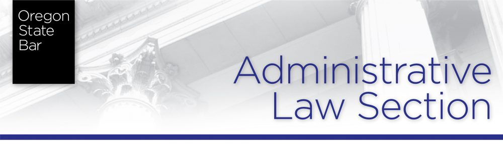 Administrative Law Section
